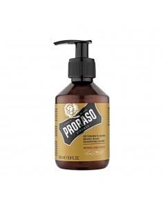 Proraso Wood & Spice šampón na bradu 200 ml