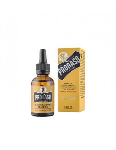 Proraso Wood & Spice olej na bradu 30 ml