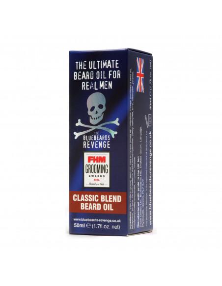 Bluebeards Revenge Classic blend olej na bradu