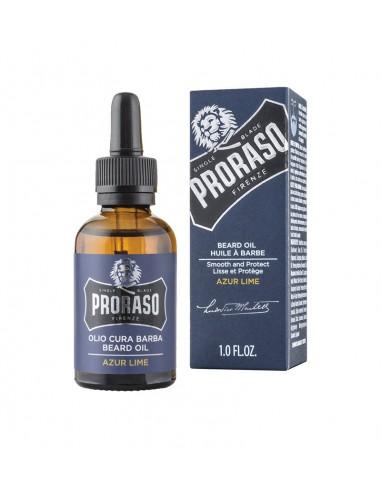 Proraso Azur Lime olej na bradu 30 ml
