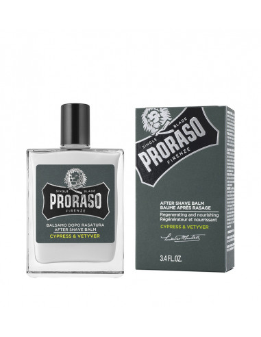 Proraso Cypress & Vetyver balzam po holení 100 ml