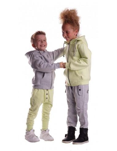 Carpe DM detské bavlnené tepláky Toss...