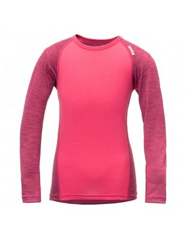 Devold Merino dievčenské tričko s...