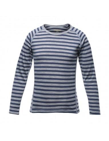 Devold Merino detské tričko s dlhým...
