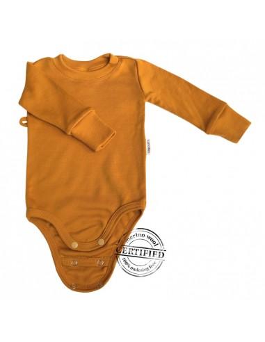 Woollies Merino rastúce detské body...