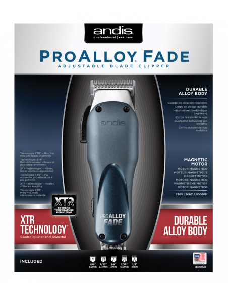 Andis ProAlloy Fade