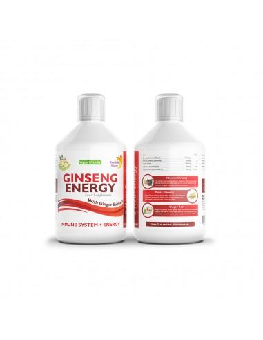 Swedish Nutra Ginseng Energy ženšen...