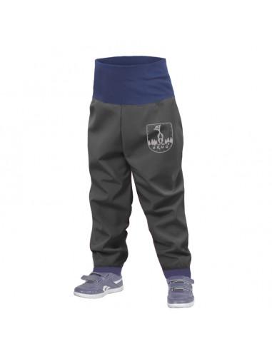 Unuo detské softshellové nohavice s...