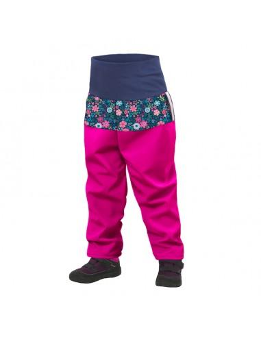 Unuo dievčenské softshellové nohavice...