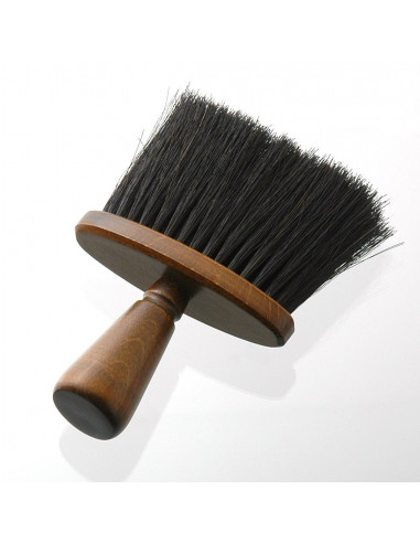 BRATT oprašovák na vlasy drevený, diviačie štetiny