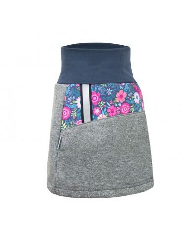 Unuo dievčenská softshellová sukňa s...