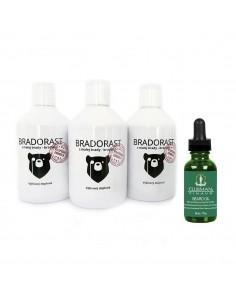 Bradorast quarter kit -...
