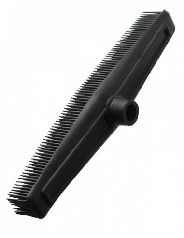 EUROSTIL zmeták na vlasy gumený